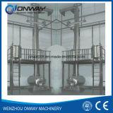 Équipement dissolvant efficace de distillation d'alcool d'éthanol d'acétonitrile d'acier inoxydable de prix usine de Jh Hihg