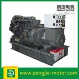 Diesel van het Type 6bt5.9-G1 van Motor 80kw 100kVA van Cummins Open Mariene Generator met DiepzeeControlemechanisme