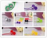 ODM perfeito Earbuds do OEM para Wholesaleing que distribui vendendo a varejo o presente