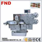 Máquina de envolvimento dobro dos doces da torção (FND-S800)