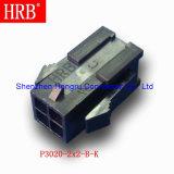de Gelijkwaardige Vrouwelijke Draad aan Draad 43020 Schakelaar Molex van 3.0mm