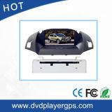 acoustique de véhicule de 8 '' deux DIN pour Ford Kuga avec le système de navigation de GPS