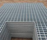 Grata galvanizzata della stuoia di portello del materiale da costruzione del TUFFO caldo