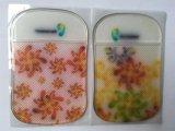 Cojín antirresbaladizo suave promocional plástico de la PU 3D de la alta calidad (AP-064)