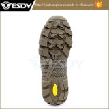 Esdy Tactical Outdoor Boot Primera Capa de Cuero