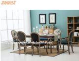 ヨーロッパ表のレトロの木のダイニングテーブルヨーロッパ表のホーム家具