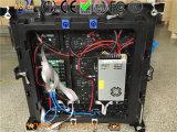 임대료를 위한 P4 휴대용 빛 Diecast 알루미늄 실내 발광 다이오드 표시