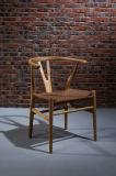 型は設計するホーム使用(CH-010)のための固体灰の木製の食事の椅子を