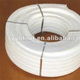 Embalagem resistente à corrosão do branco PTFE/Teflon do enchimento de alta velocidade da selagem da bomba