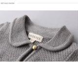[فوب] [فشيون كلوثينغ]/ملابس بنات سترة صوفيّة لأنّ نابض/فصل خريف