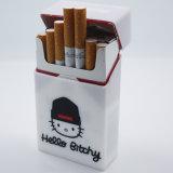 OEM Gemaakte In het groot Unieke Waterdichte Geval van de Sigaret van Silicome van het Geval