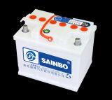 12V Nominal Voltage Car Battery DIN55 Mf/Dry Battery