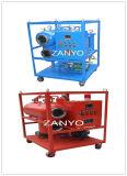 Neuer t-Typ einzelnes Stadiums-Vakuumtransformator-Öl-Reinigung-Maschine