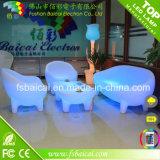 Chaise de jardin / Novele canapé LED / Mobilier de jardin