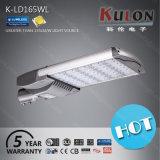 Luz de calle solar competitiva del precio 165W LED