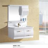 PVC all'ingrosso Bathroom Cabinet di Wall Mounted con Side Cabinet
