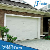 Pedestrian Doors와 Small Windows를 가진 Sandwich 머리 위 Sectional Automatic Electric 세륨 Approved Garage Doors Panels Prices