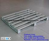 Сверхмощный гальванизированный паллет хранения стальной для хранения пакгауза
