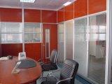 Alta parete del divisore in vetro dello scompartimento di stile modulare per l'ufficio (SZ-WST661)