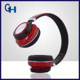 Radio stéréo portative populaire au-dessus d'écouteur Bluetooth d'oreille