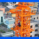 バングラデシュにエクスポートされる高品質のタワークレーン