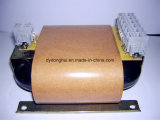 Трансформатор R-Сердечника, низкая магнитная утечка и низкопрофильный