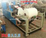 Tipo C-Plegable automático toalla de papel que hace la máquina