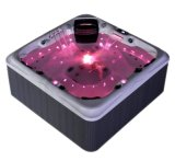 De Hot Tub Acrylic SPA Pool van de Jacuzzi