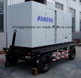 Diesel van de Aanhangwagen de Stille Geluiddichte Reeks van uitstekende kwaliteit van de Generator