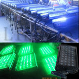DMX impermeabilizan 36X3w la luz al aire libre de la arandela de la pared de la inundación LED