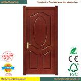 Hölzerne Tür-hölzerne Tür PVC-Tür-Innenglastür