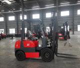 Forklift do uso do dobro de 2.5tgasoline/LPG