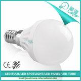 E14 220V 3W 5W 7W G45 LEDの地球ランプ