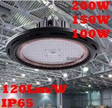 luminar ESCONDIDA Halide do diodo emissor de luz da recolocação 200W 150W 100W do diodo emissor de luz da lâmpada de vapor do sódio do metal do halogênio de 400W 500W