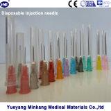 Pointeau remplaçable d'injection hypodermique d'équipement médical pour la seringue (ENK-HN-001)