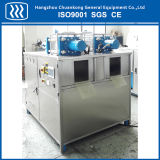 Máquina de fatura de gelo seco granulada da alta qualidade