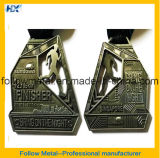 Медали 3D таможни 2 бортовые/пожалования легирующего металла цинка