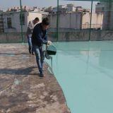 Fabbrica cinese di singola pavimentazione di gomma liquida componente
