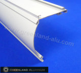 Cassette di alluminio per Roller Blinds con White Color Powder Coated
