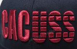 Sombreros planos del visera del Snapback del deporte promocional de la manera