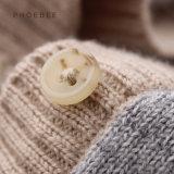 La laine de Phoebee badine des vêtements de printemps/automne pour des garçons avec le capot
