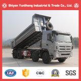 Camión de carga de carga pesada de carga automática de 8X4 Camión de carga de 45 toneladas