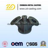 Pezzo fuso di sabbia duttile personalizzato del ferro della fonderia della Cina per il montaggio della pompa