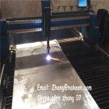 Máquina de estaca de aço &#160 do plasma do CNC da tabela; De Nakeen