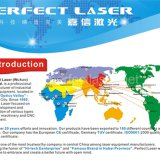 Máquina de estaca do laser da mistura do MDF do metal do sinal da letra do diodo emissor de luz da fonte da fábrica para a venda