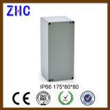 Высокое качество 175*80*80 умирает коробка металла приложения IP66 бросания водоустойчивая алюминиевая