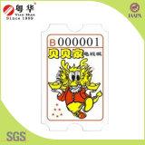 Papel Lotería Yuehua Marca de la máquina de juego