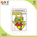 Game MachineのためのYuehua Brand Lottery Paper