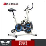 Vélo de rotation de forme physique à la maison élevée de Quanlity