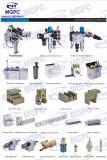 Combinação do tratamento da fonte de ar da peça da máquina de confeção de malhas de matéria têxtil